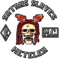 Satans Slaves MC Metelen